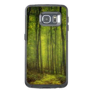 森の道 オッターボックスSamsung GALAXY S6 EDGEケース