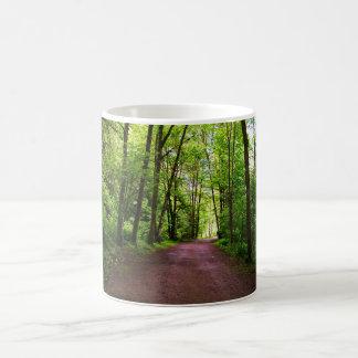 森の道 コーヒーマグカップ