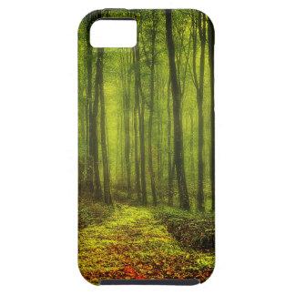 森の道 iPhone SE/5/5s ケース