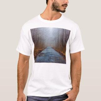 森の道 Tシャツ