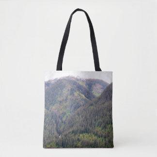 森林および山のトートバック トートバッグ