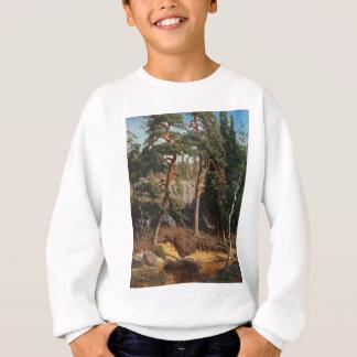 森林のファニーChurberg スウェットシャツ