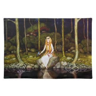 森林のプリンセス ランチョンマット