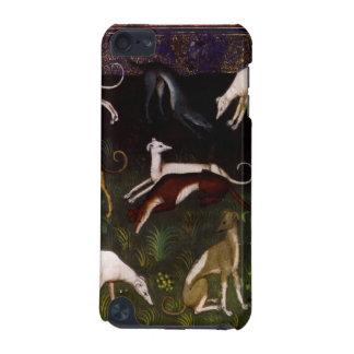 森林の中世グレイハウンド iPod TOUCH 5G ケース