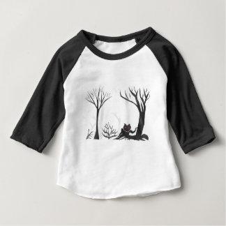 森林の事 ベビーTシャツ