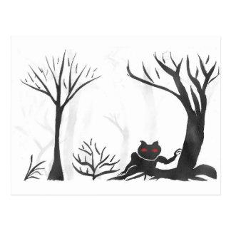 森林の事 ポストカード