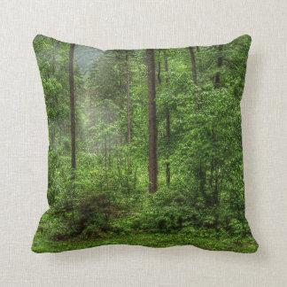 """""""森林の愛のために""""装飾者の枕 クッション"""