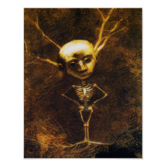 森林の精神 ポスター
