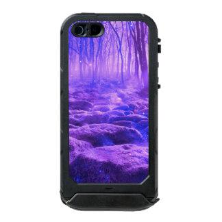 森林の除去 ウォータープルーフiPhone SE/5/5sケース