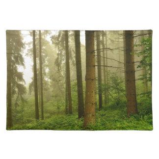 森林の霧 ランチョンマット