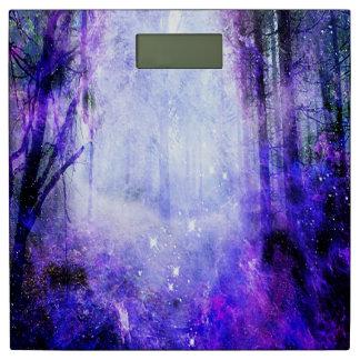 森林の魔法の入口 体重計