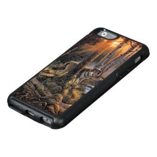 森林オオカミのOtterBoxのiPhone6ケース オッターボックスiPhone 6/6sケース
