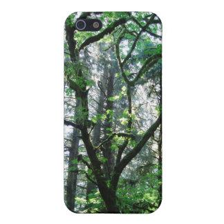 森林カバー iPhone 5 COVER