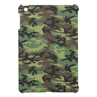 森林カムフラージュ iPad MINI カバー