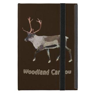 森林カリブー iPad MINI ケース