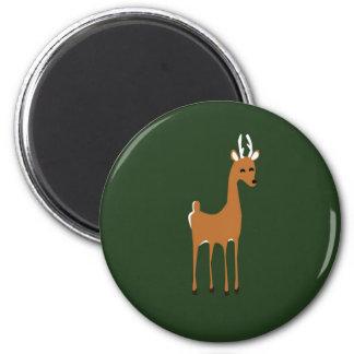 森林シカの磁石 マグネット