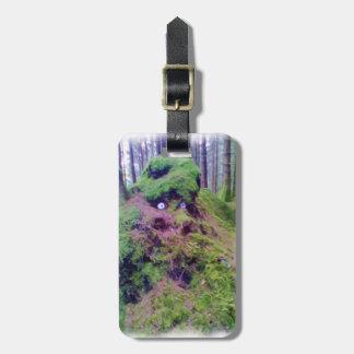 森林トロール ラゲッジタグ