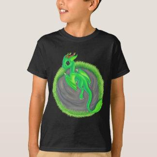 森林ドラゴン Tシャツ