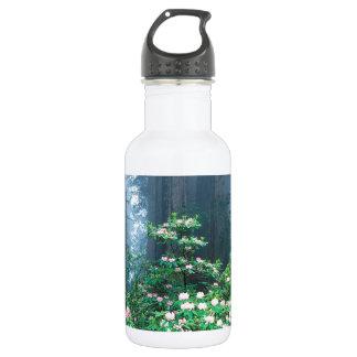 森林レッドウッドの咲くシャクナゲ ウォーターボトル
