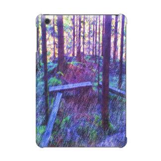 森林休息場所 iPad MINI RETINAケース