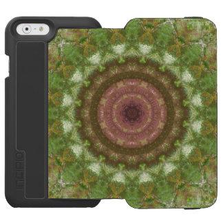 森林入口の曼荼羅 INCIPIO WATSON™ iPhone 5 財布型ケース