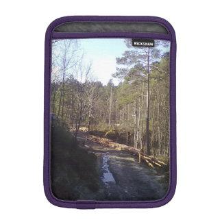 森林写真 iPad MINIスリーブ