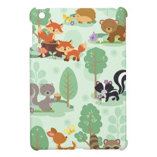 森林動物のAppleのiPad Miniケース iPad Mini Case