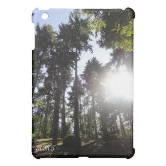 森林及び日曜日IPadの場合 iPad Miniケース