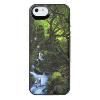 森林夢 iPhone SE/5/5sバッテリーケース