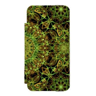 森林星の曼荼羅 INCIPIO WATSON™ iPhone 5 財布 ケース