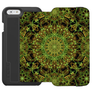 森林星の曼荼羅 INCIPIO WATSON™ iPhone 6 ウォレットケース