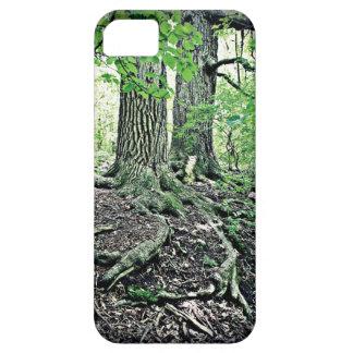 森林木 iPhone SE/5/5s ケース