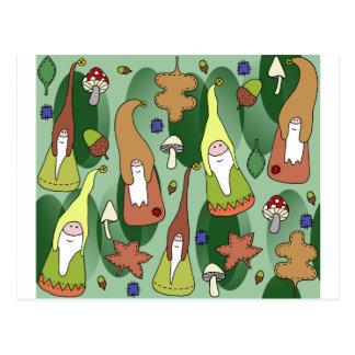 森林格言 ポストカード