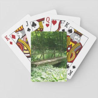 森林橋トランプ トランプ