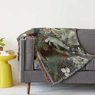 森林毛布 スローブランケット