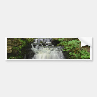 森林滝 バンパーステッカー