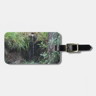 森林滝 ラゲッジタグ