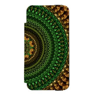 森林目の曼荼羅 INCIPIO WATSON™ iPhone 5 ウォレット ケース