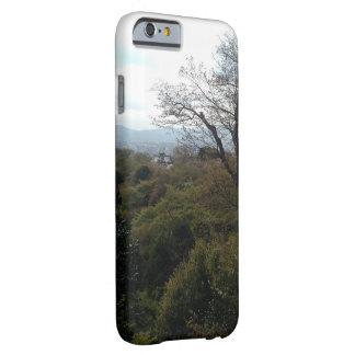 森林眺め BARELY THERE iPhone 6 ケース