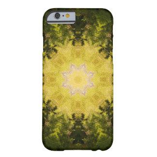 森林知識の曼荼羅 BARELY THERE iPhone 6 ケース
