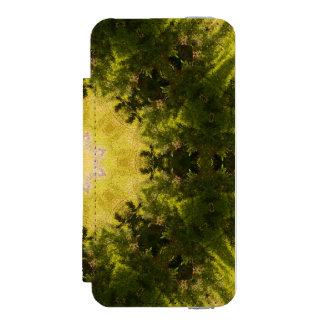 森林知識の曼荼羅 INCIPIO WATSON™ iPhone 5 ウォレット ケース