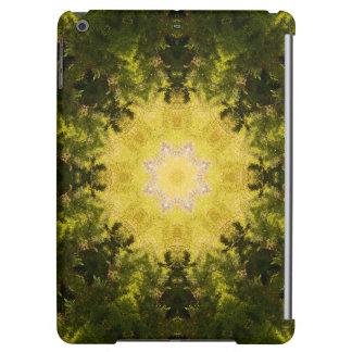 森林知識の曼荼羅 iPad AIRケース