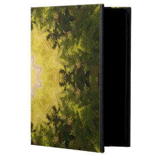 森林知識の曼荼羅 POWIS iPad AIR 2 ケース