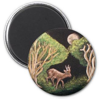 森林磁石の妖精 マグネット