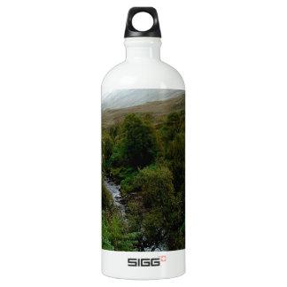 森林純粋な流れ水 ウォーターボトル
