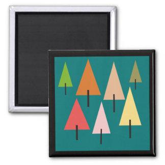 森林芸術的な印象 マグネット