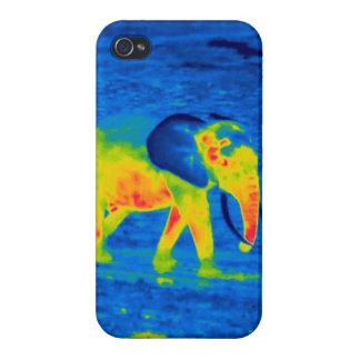 森林象-熱イメージ iPhone 4/4S CASE