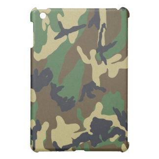 森林迷彩柄の堅い貝のiPad 1の場合 iPad Miniケース