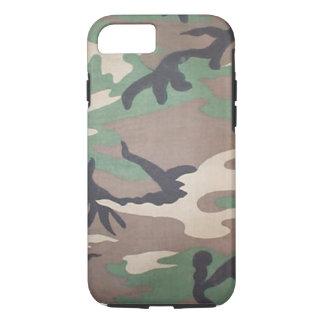 森林迷彩柄のiPhone 7の場合 iPhone 7ケース