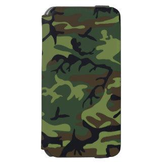 森林迷彩柄 INCIPIO WATSON™ iPhone 6 財布ケース